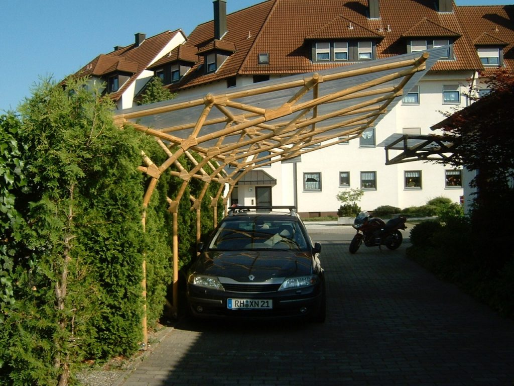 CARPORT flying wing