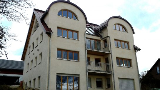 Residential Building: Forchheim, Germany