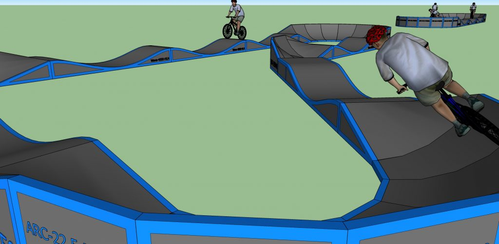 PumpTrack Course #2
