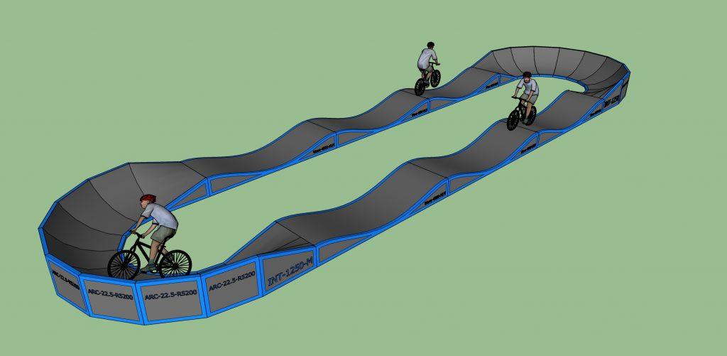 Pump-Track Kurs #1