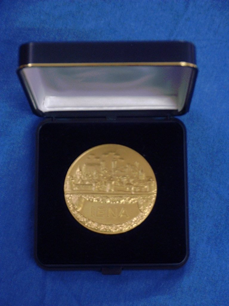 Gold Medaille IENA 2005